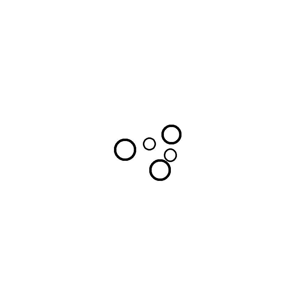 Bien Air multi-flex O ringe